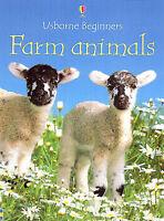 Farm Animals (Usborne Beginners), Katie Daynes