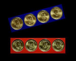 /& Adams Monroe 2008 Presidential Coin Set Jackson Van Buren