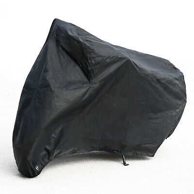 3XL TekBox Motorcycle Cover 190T Waterproof Motorbike Moped Scooter Protections from Sun Rain Snow