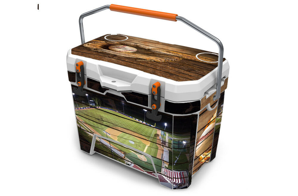 Ozark Trail Wrap  Fits New Mold  26qt Cooler 24mil Skin FULL Kit Home Run