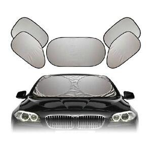 6-in-1-Accessorio-Parasole-Silver-Per-PEUGEOT-107-207-307-206-308-FIAT-BRAVA