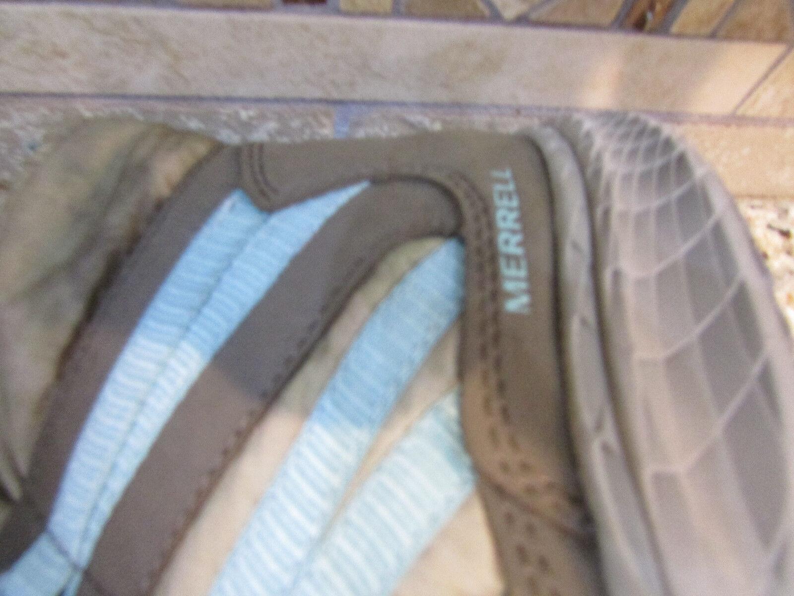 NEW Damenschuhe MERRELL PECHORA PULL Stiefel ANKLE Stiefel Damenschuhe NEW 9.5 TAUPE J42636 FLEECE LINED 048f69