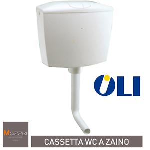 CASSETTA-DI-SCARICO-WC-A-ZAINO-OLI-SMERALDO-2-doppio-tasto-carico-acqua-esterna