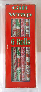 Dolls-house-miniatures-box-of-Christmas-wrapping-paper