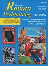 Roman Preiskatalog HC 2016/2017, Kollektiv