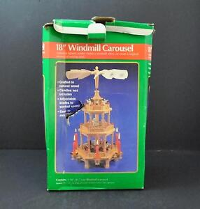 Vintage-Windmill-Carousel-Pyramid-Nativity-Holiday-3-Tier-Candle-Power-Box-18-034-G2