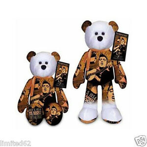 "15"" Elvis Presley's 2004 Teddy Bear by Graceland Plush ... |Elvis Presley Stuff Animal"