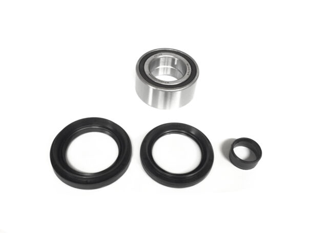 Pair of Rear Wheel Bearing /& Seal Kits 2006-2015 Honda Rincon 680 4x4