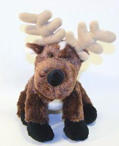 Ganz Webkinz Reindeer With Sealed Code New HM137 Plush Stuffed Animal Christmas