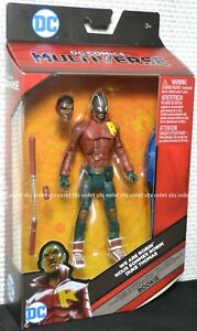 "6/"" Mattel DC Comics Multiverse Duke Thomas We Are Robin Figure"
