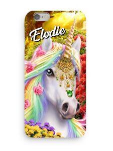 coque iphone xr licorne 3d
