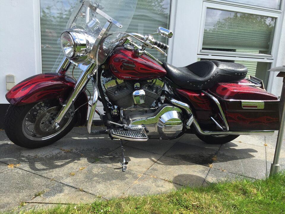Harley-Davidson, Road King cvo, 1550 ccm