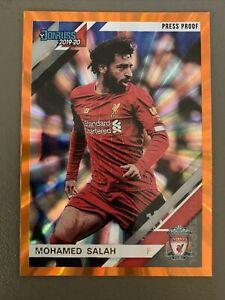 2019-20-Chronicles-Mohamed-Salah-Donruss-ORANGE-LASER-PRESS-PROOF-Liverpool