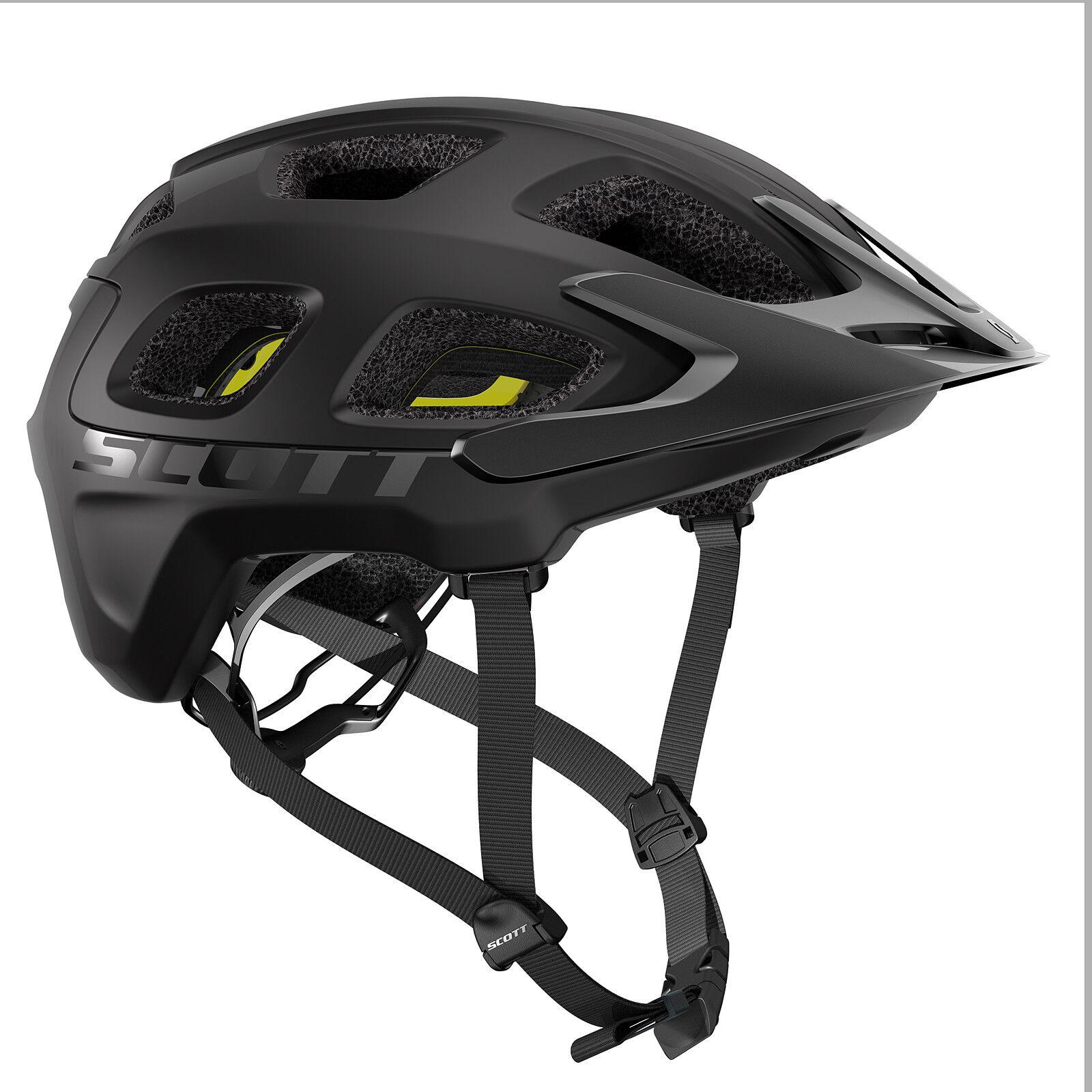 Scott Vivo Plus MTB Vélo Casque schwarz 2019