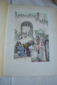La samaritaine la princesse lointaine par Edmond Rostand ill Sauvage numéroté