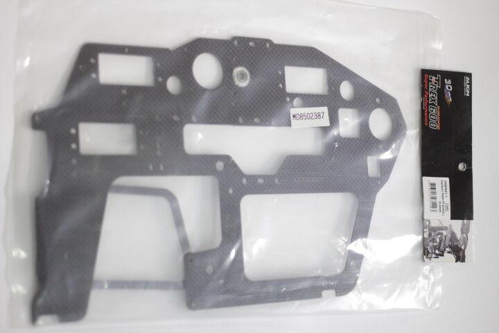 Carbon Main Main Main Frame(L) 2.0mm HN6054T-1 3cf5d3