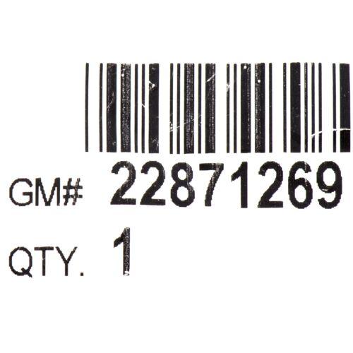 OEM NEW Front Fender Transformers Autobot Edition Emblem 10-12 Camaro 22871269