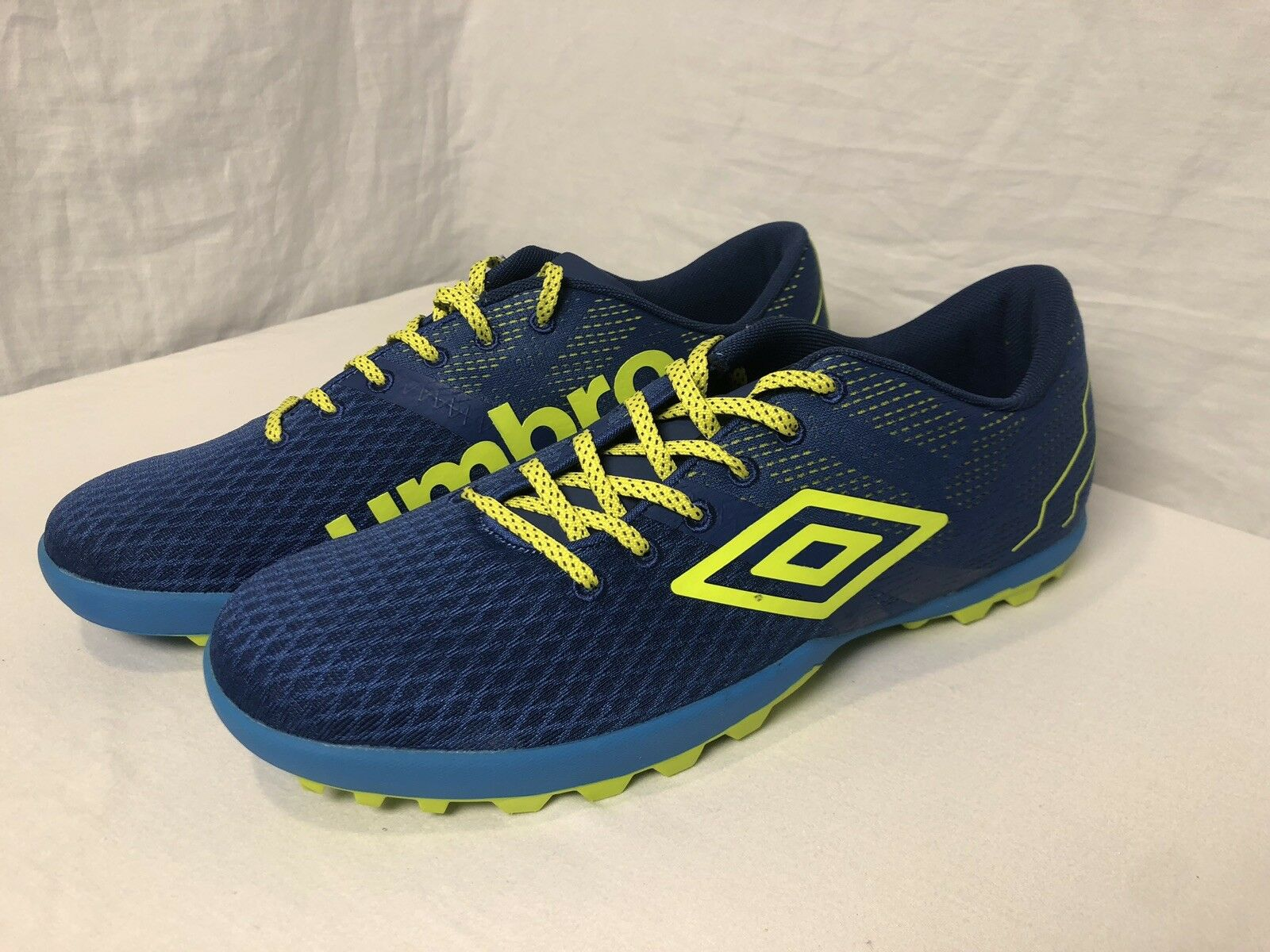 separation shoes da764 11008 UMBRO Flash 2.0 - Athletic Turf shoes - Size US 11 - Men s bluee Yellow