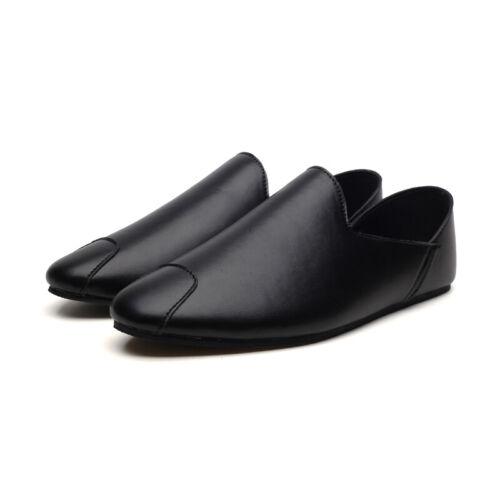 Homme Outdoor Mocassins À Enfiler Plat Décontracté Mocassins Gommino Escarpins été Chaussures
