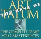Best of The Pablo Solo Masterpieces 0025218044226 by Art Tatum CD