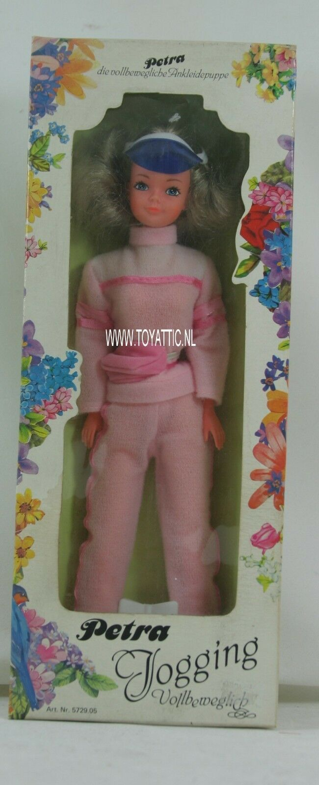 Petra Barbie Größed clone doll from Plasty Jogging  in in in original package nrfb 3e0d6e