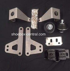 Details about 1949 1950 1951 Ford Small Block Ford Engine Mount Conversion  Kit