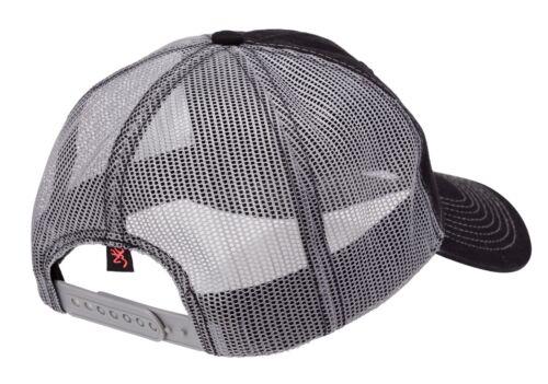 Browning Cap Ringer Ladies Black//Grey 308573991