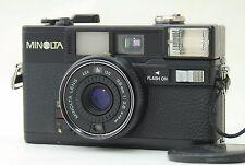 Minolta Hi-Matic S2 38mm F2.8 Point Shoot Film Camera From Japan