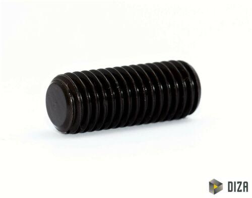 Grub Screws with cap DIN 913 M2-M20 Black Maggots Screws M3M4M5M6M8MM10