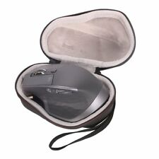Detectorcatty Portable Size Computer Wireless Mouse Case for Logitech Inalambrico MX Master//Master 2S EVA Carrying Pouch Cover Bag