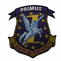 Battlestar Galactic Primus First In The Fleet Embroidered Patch