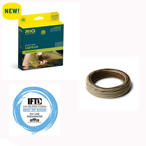 Rio LightLine DT Fly Line, New, with Free Shipping