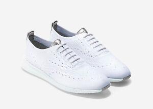 6361793a6d3e58 NIB Cole Haan Women s 2.0 Zerogrand Stitchlite Oxford Shoes W10587 ...