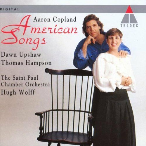 Copland: American Songs -  CD HUVG The Cheap Fast Free Post