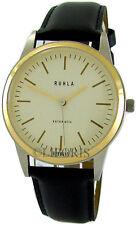 Ruhla Automatic Herrenuhr Made in Germany dress watch automatik rar Sondermodell