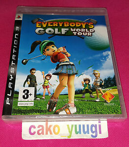 EVERYBODY-039-S-GOLF-WORLD-TOUR-SONY-PS3-NEUF-SOUS-BLISTER-VERSION-100-FRANCAISE