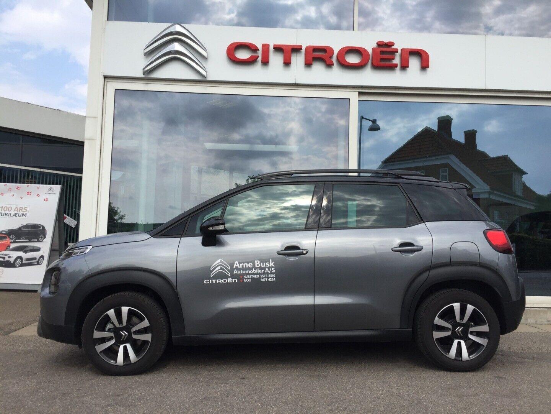Citroën C3 Aircross 1,6 BlueHDi 120 Shine 5d