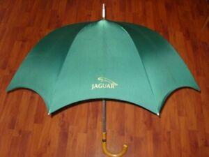 """Original Vintage 1950s/1960s """"swaine Adeney"""" Brigg De Londres """"large Vert Jaguar Parapluie-afficher Le Titre D'origine"""