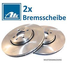 2x ATE Bremsscheibe Bremsscheiben Hinten OPEL 410251 24.0110-0251.1