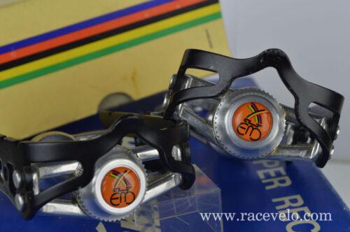 Staubkappen dust caps Eddy Merckx Ofmega Gipiemme Campagnolo pedalen pedals 2