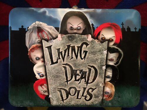 Living Dead Dolls Metal Lunchbox