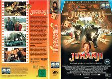 (VHS) Jumanji - Robin Williams, Kirsten Dunst, Bonnie Hunt, Bradley Pierce