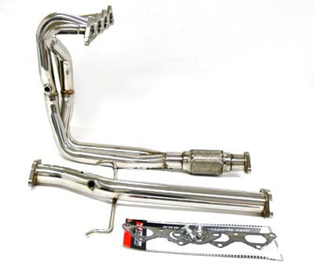 OCPTY Exhaust Manifolds 2001-2005 Mitsubishi with HDSME00L4