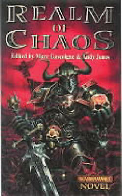 REALM OF CHAOS - Warhammer: Birth of a Legend; Fainthful Servant;-ExLibrary