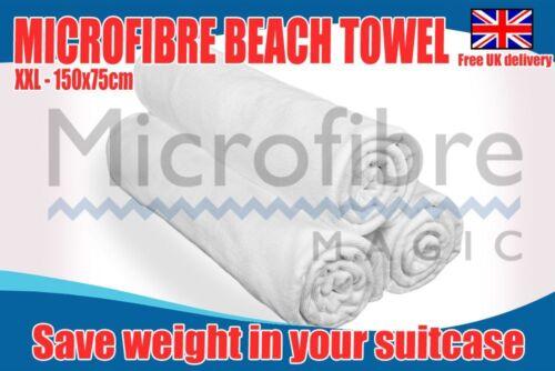 XXL Mikrofaser Magic Fitnessstudio Laufen Handtuch Massiver 150cm X 75cm