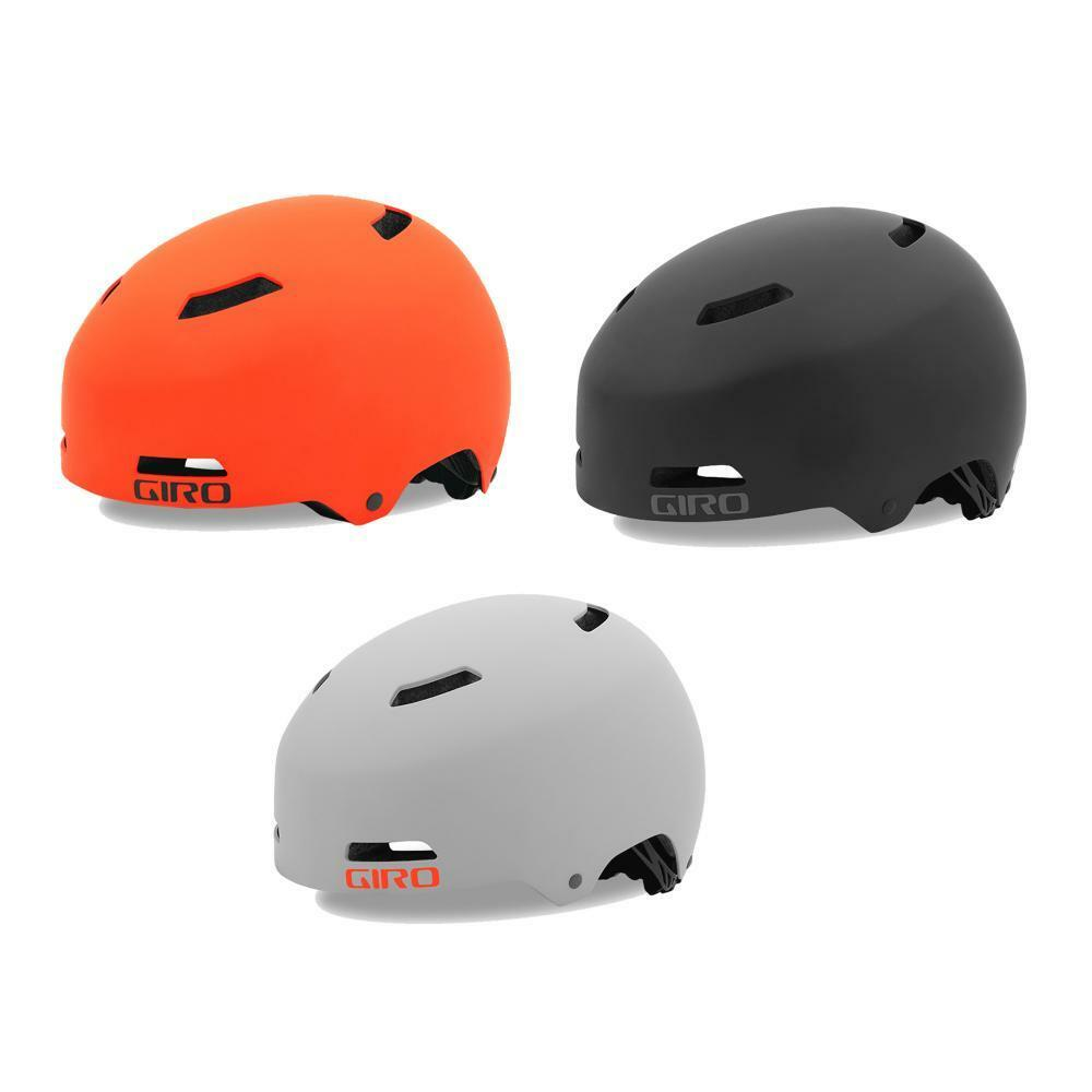 Giro Quarter FS Adult Unisex Bike Bicycle Safety Helmet 8 Vents ABS Shell