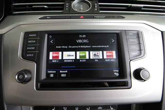VW Passat 1,6 TDi 120 Comfortl. Variant DSG