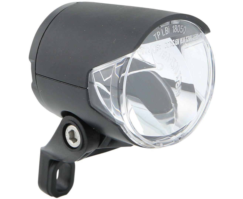 Contec E-Bike Led Headlight   Aurora 100 E+ 40 Lux 6-12 V Dc