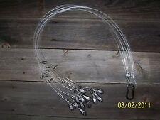 """Texas Style Duck Decoy Anchor Weight Rig Lines 48"""""""