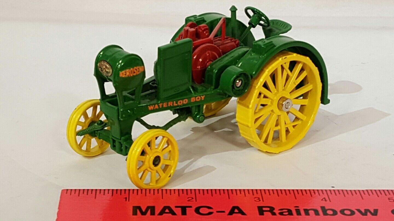 ERTL  John DEERE Waterloo Boy 1 32 diecast farm tractor REPLICA DE COLLECTION  choix à bas prix